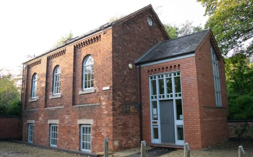 The Old Pump House, Poynton. New home to IT recruitment specialists, Adria Solutions