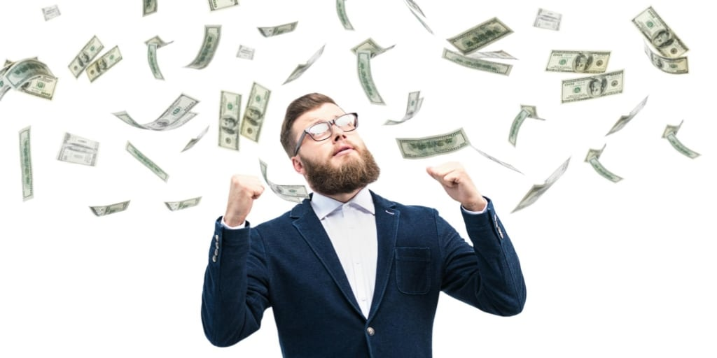 Recruiter worshiping money, could you trust a recruiter who is purely motivated by financial gains?