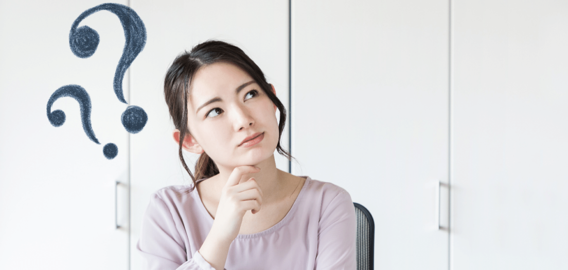 Lady considering where she sees herself in five years