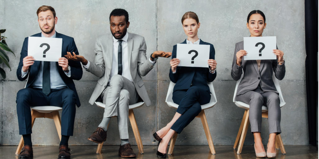 Why are you looking for a new job? Have these four candidates considered this question?
