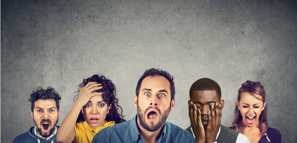Candidates in shock, realising the common misconceptions they believed about working with multiple recruitment consultants were wrong!