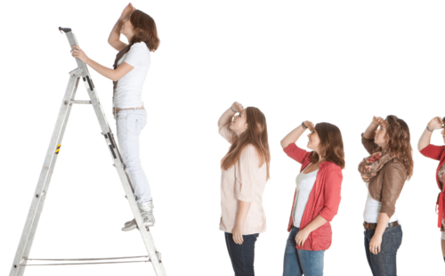 One of the things to expect from a recruitment agency is that they can help you climb the career ladder faster
